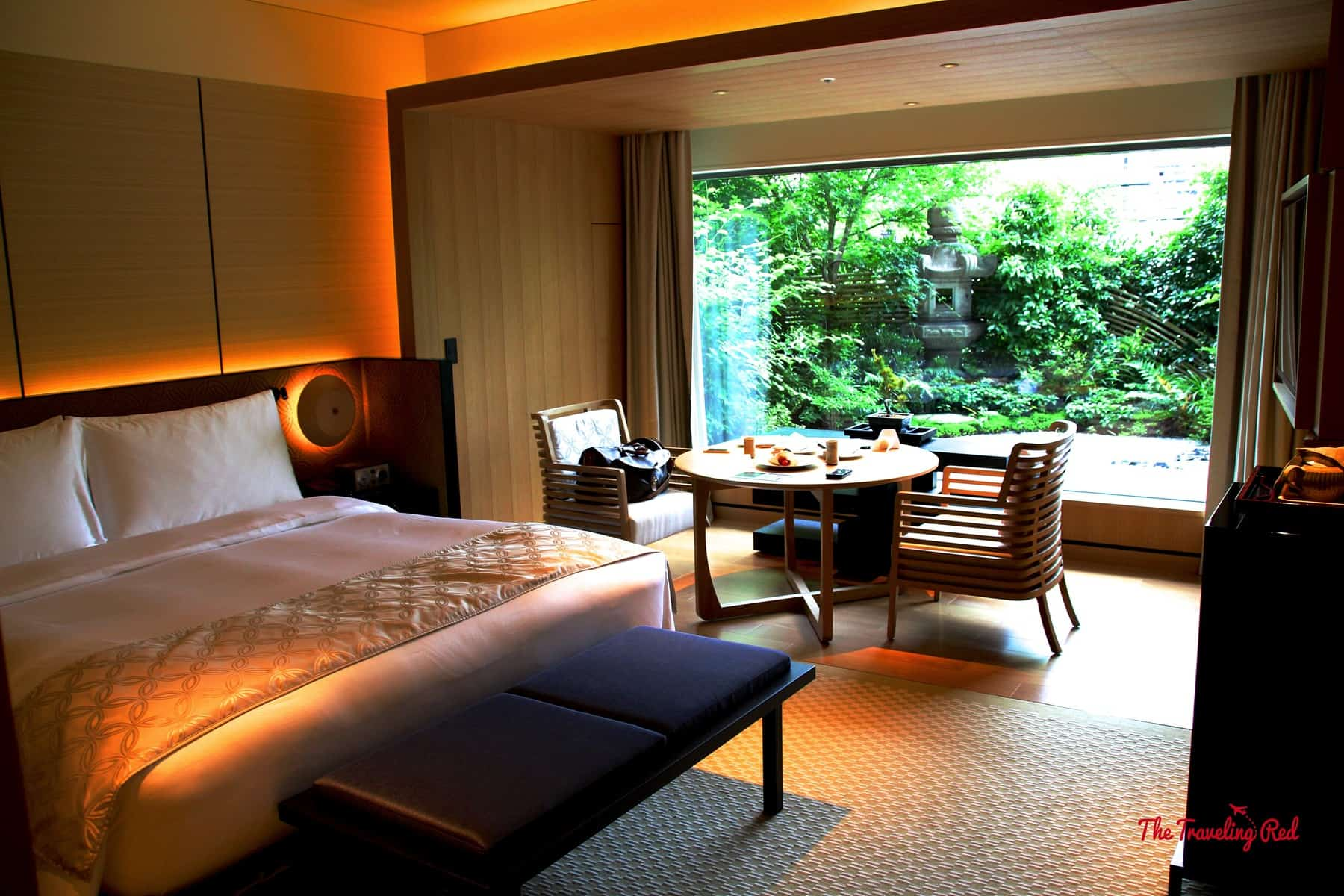 Ritz Carlton Kyoto is the place to stay in Kyoto. Perfectly located in the center of the city, with all the luxuries of a Ritz mixed with Japanese culture. Must stay when in Japan.