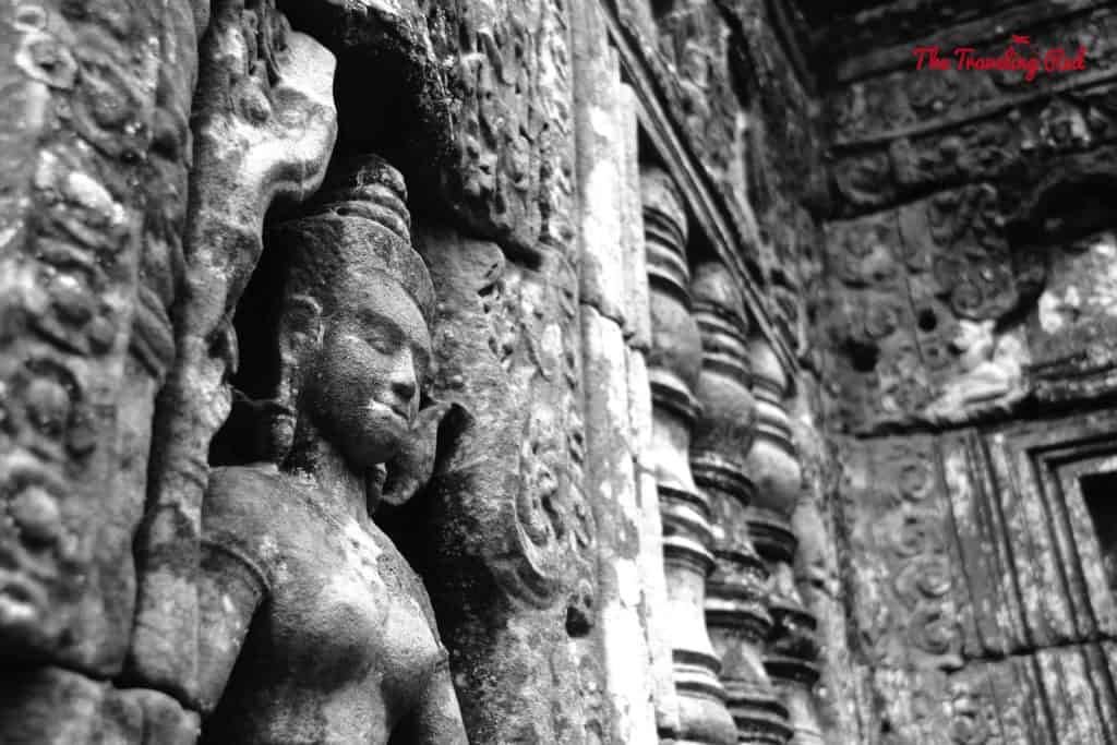 Touring the Temple Ta Nei | Cambodia Temples | Siem Reap | Angkor Wat | Angkor Passes | Photography Tour | Angkor Archeological Park | Ta Prohm | Tomb Raider | Banteay Kdei | Ta Nei | North Gate | Bayon | Wat Thmey | Monks | South Gate | Preah Khan    #siemreap #angkorwat #cambodia