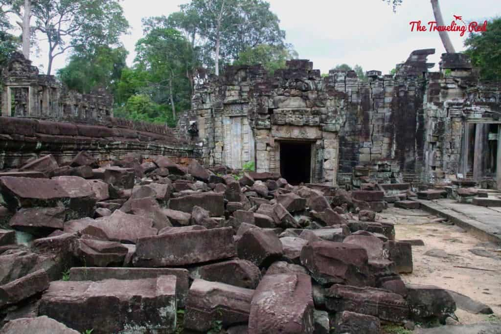 Touring the Preah Khan Temple | Cambodia Temples | Siem Reap | Angkor Wat | Angkor Passes | Photography Tour | Angkor Archeological Park | Ta Prohm | Tomb Raider | Banteay Kdei | Ta Nei | North Gate | Bayon | Wat Thmey | Monks | South Gate | Preah Khan   #siemreap #angkorwat #cambodia