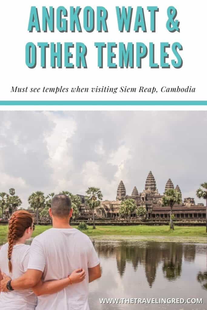 ANGKOR WAT & OTHER TEMPLES IN SIEMP REAP | Cambodia Temples | Siem Reap | Angkor Wat | Angkor Passes | Photography Tour | Angkor Archeological Park | Ta Prohm | Tomb Raider | Banteay Kdei | Ta Nei | North Gate | Bayon | Wat Thmey | Monks | South Gate | Preah Khan #siemreap #angkorwat #cambodia