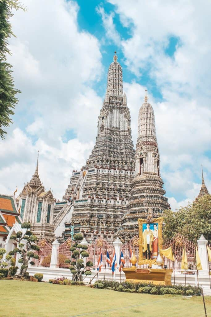 Bangkok Temples | Bangkok | Thailand | Peninsula Hotel | Lebua Hotel | the dome Sky Bar from Hangover 2 | Peninsula Hotel | Temples | Wat Arun | Wat Pho | Grand Palace | Lord Jims at the Mandarin Oriental Bangkok |  Riding in a tuk tuk | Muay Thai at the Rajadamnern Stadium