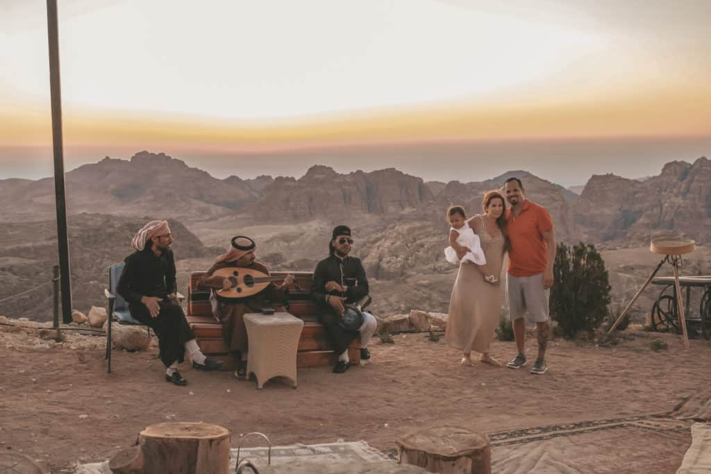 Traditional Bedouin dinner in Petra, Jordan. One of the most magical experiences of my life. | Middle East | Best Vacation Destination | Petra | The Treasury | Dead Sea | Bedouin dinner | Amman