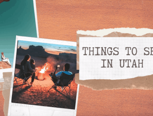 things to see in utah road trip itinerary