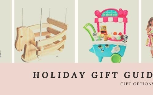 Holiday Gift Guide for a Toddler - The best toys, learning games and outdoor toys for toddlers, ages 2, 3, 4 and 5. Big Christmas or Hanukah presents, as well as small gifts under $20 and under $30. Learning games, bath time fun, outdoor toys, etc. #giftguide #christmas #christmashopping #toddlergifts #shoppingguide