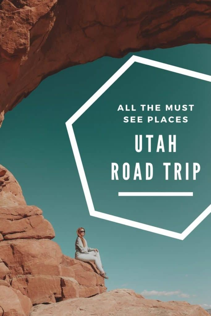 All the places you must see when planning a road trip through Utah. Known for some of the best camping, hiking and incredible national parks, there's so much to see and do in Utah.