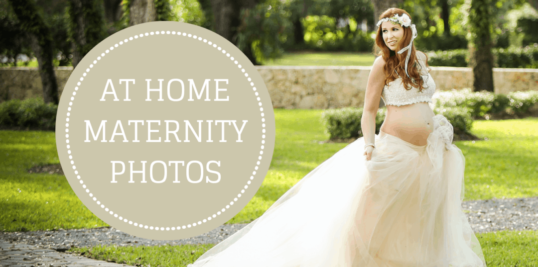 AT HOME MATERNITY PHOTOS - how to take them and inspiration for a maternity photoshoot in your house and nursery
