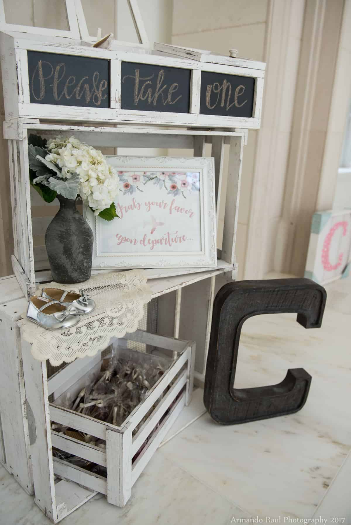 Vintage Travel Theme Baby Shower | Baby Girl | You Are My Greatest Adventure | Lace, World Map, Flowers, Cameras, Vintage Decor | Cake, Sweets, Desserts, Lounge Seating Area, World Cuisine, Food Stations, Seating Arrangement | Home Baby Shower | Blush Pink, Beige, Gold, Champagne, White