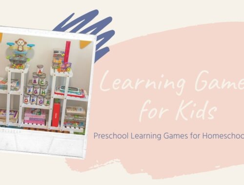 Preschool Learning Games for Kids