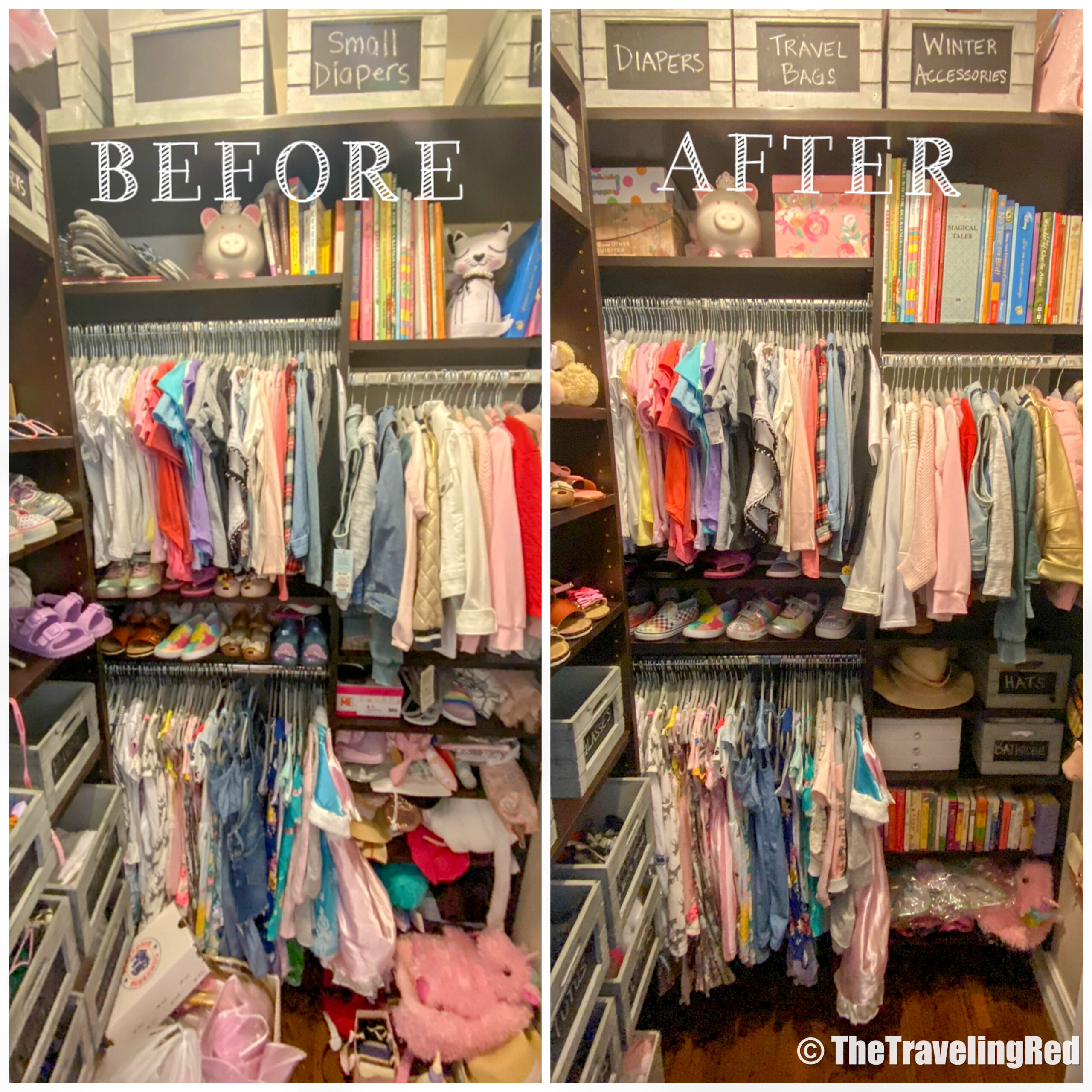 How To Organize A Kids Closet In 10 Easy Steps