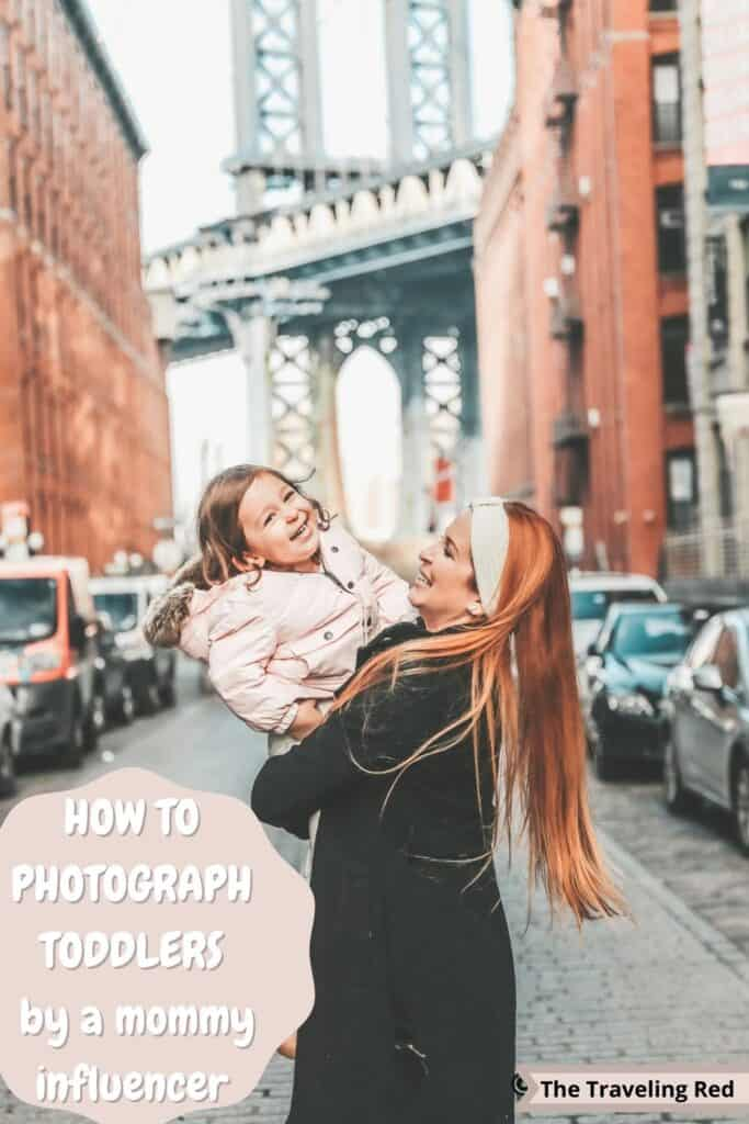5 tips and tricks for photographing your kids that don't want to smile or pose. Use these 5 tips and tricks for getting great photos of your uncooperative toddler. Best mommy hacks for any mom that wants beautiful photos of her children. #momhacks #photography #kidphotography #mommyphotographer #tips